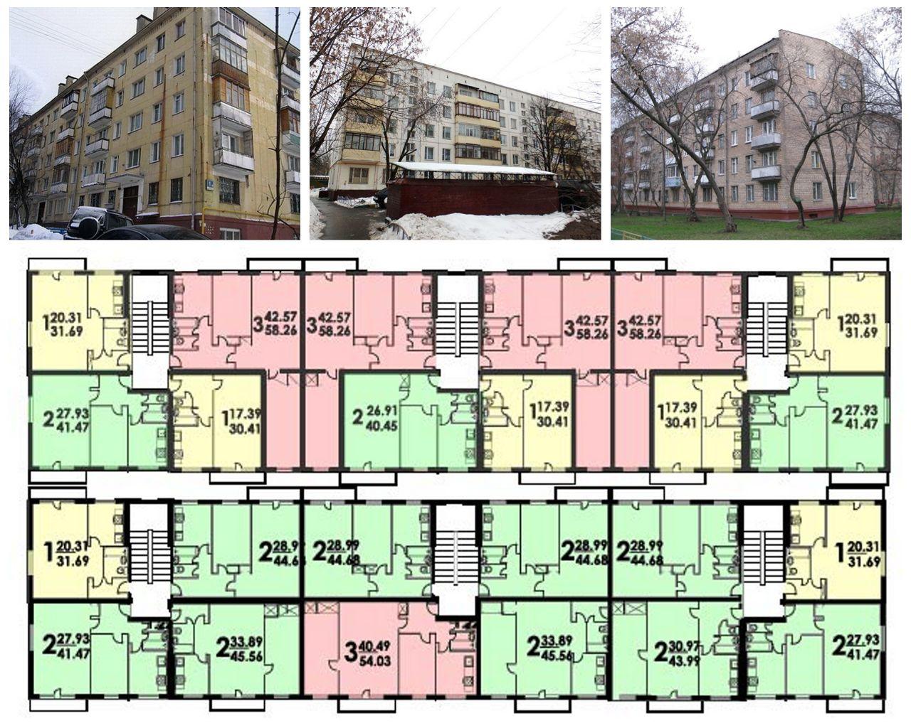 Схема отопления пятиэтажного панельного дома брежневка
