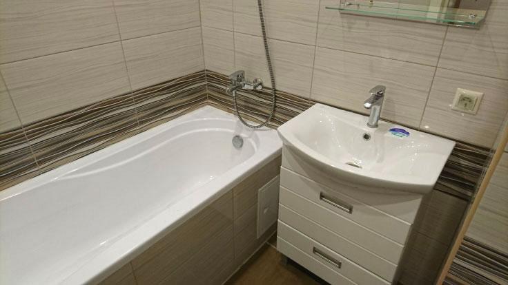 ванная раковина