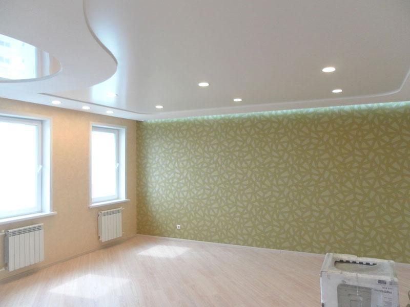 полихлоридвиниловые потолки