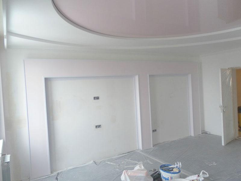 светлые и розоватые оттенки