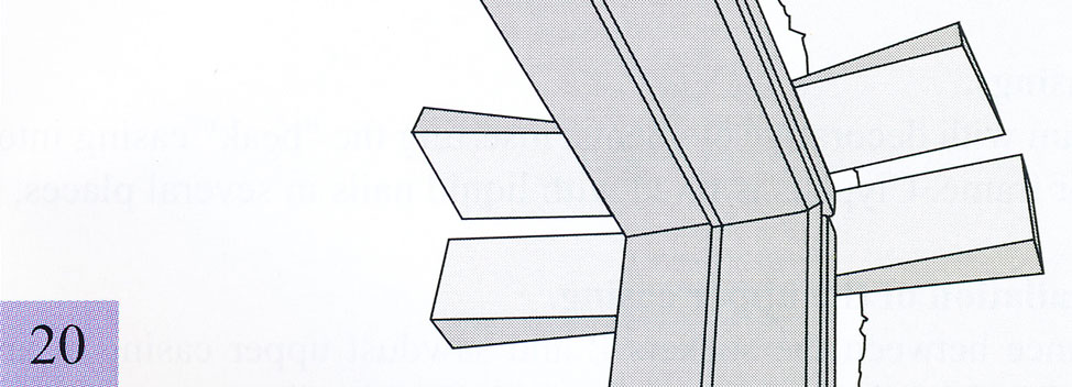 Этапы установки коробки без порога