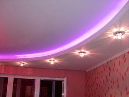лампы дневного света+светодиоды